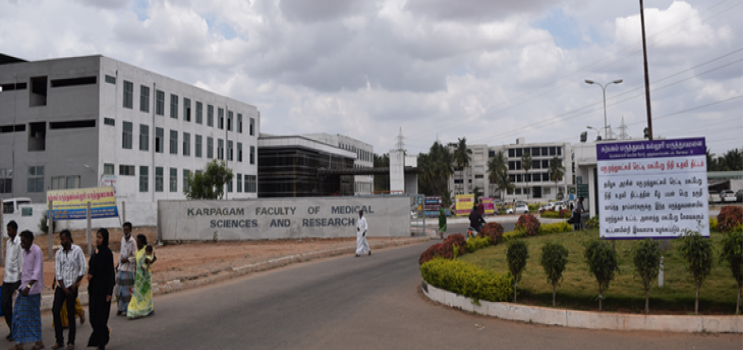 Karpagam Faculty of Medical Sciences and Research NEET UG|NEET PG